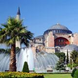 Hoelang is het vliegen naar Istanbul