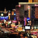 Hoelang is het vliegen naar Las Vegas