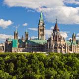 Hoelang is het vliegen naar Ottawa