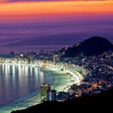 Hoelang is het vliegen naar Rio de Janeiro