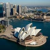 Hoelang is het vliegen naar Sydney