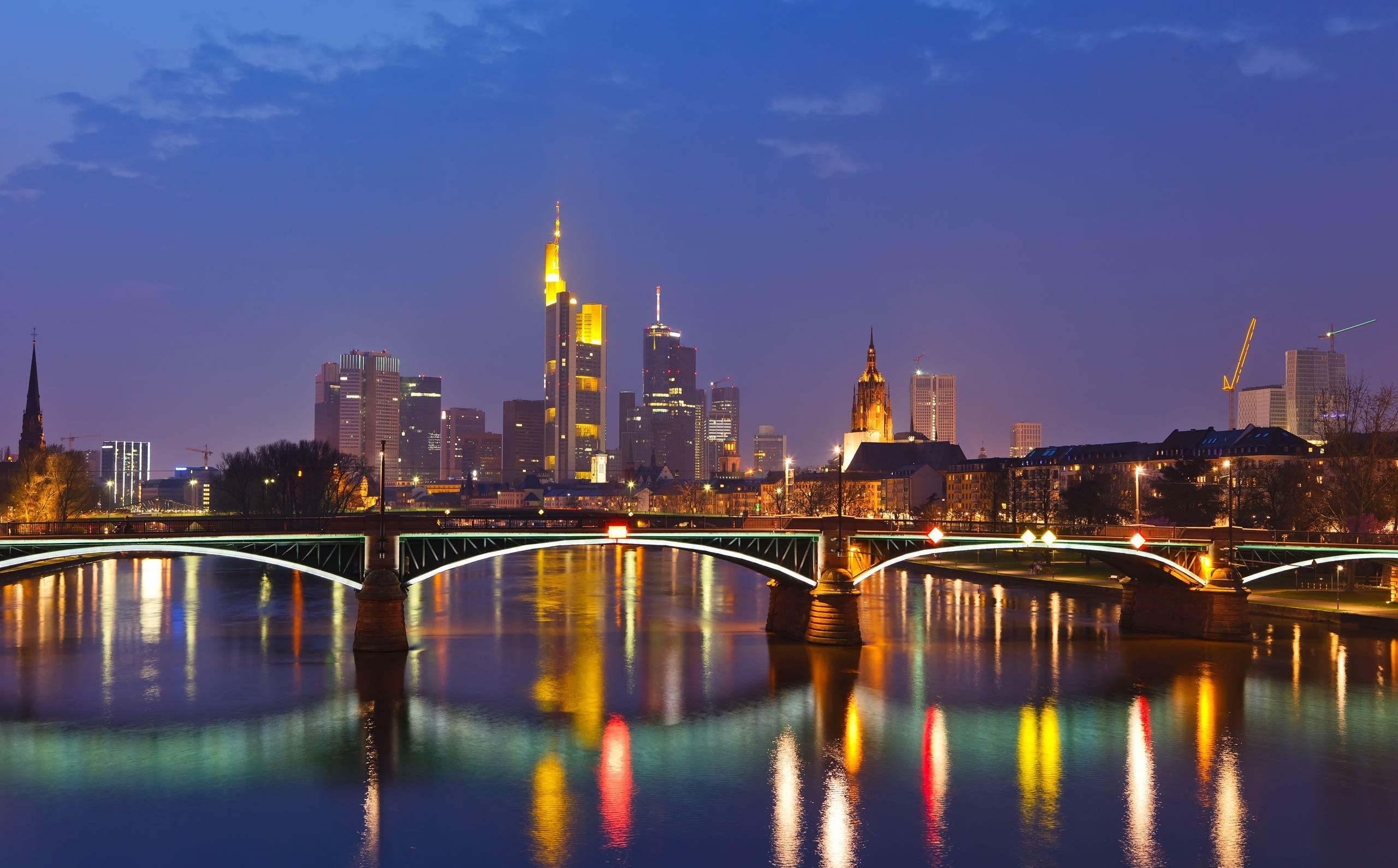 Het weer en het klimaat in for Innenarchitekt frankfurt am main